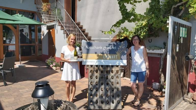 Gutsausschank im September und Oktober wieder geöffnet